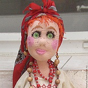 Куклы и игрушки ручной работы. Ярмарка Мастеров - ручная работа СТЕША кукла ручной работы. Handmade.