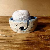 Для дома и интерьера ручной работы. Ярмарка Мастеров - ручная работа Клубочница. Handmade.