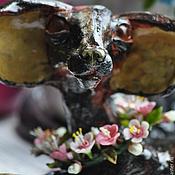 Для дома и интерьера handmade. Livemaster - original item Medan. Oriental cat tortoiseshell. Handmade.