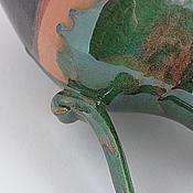 Посуда ручной работы. Ярмарка Мастеров - ручная работа Кувшин керамический La comare. Handmade.