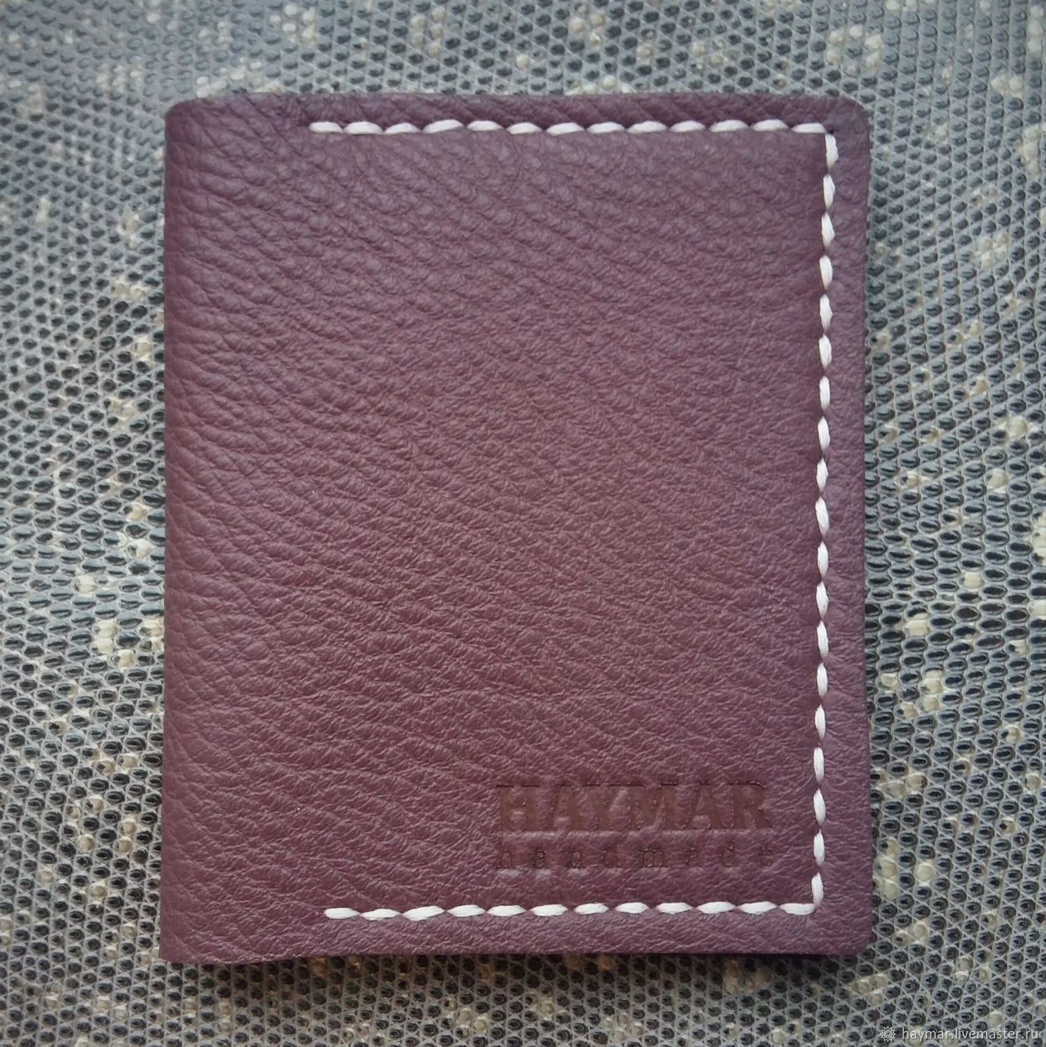 Mini wallet cardholder, Cardholder, Moscow,  Фото №1