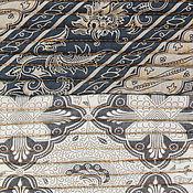 """Для дома и интерьера ручной работы. Ярмарка Мастеров - ручная работа Коврик """"Batik Bunga"""" для ванной комнаты и спальни.. Handmade."""