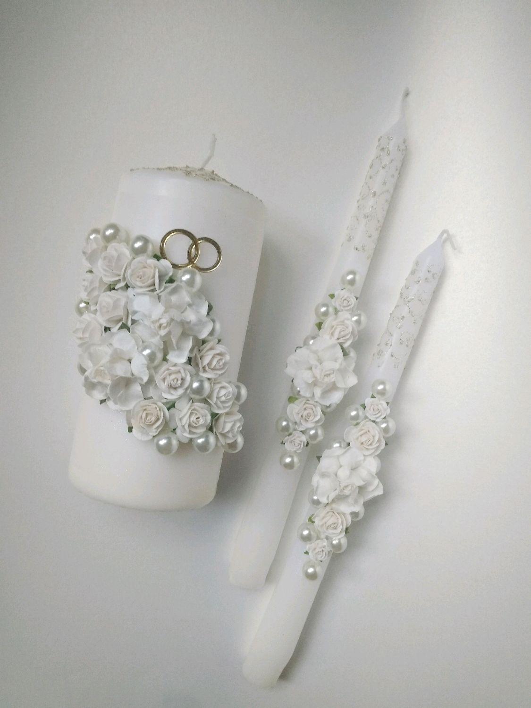 Свадебные свечи, Свадебные свечи, Санкт-Петербург,  Фото №1