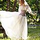 """Юбки ручной работы. Ярмарка Мастеров - ручная работа. Купить Юбка """"Дыхание лета"""". Handmade. Белый, свадебное платье"""