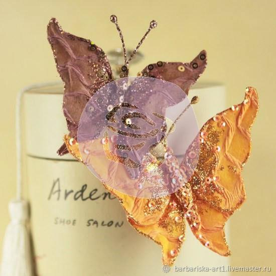 Бумажные бабочки Melody Butterfly Kiss от Prima Marketing, Элементы для скрапбукинга, Смоленск,  Фото №1