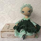 Куклы и игрушки ручной работы. Ярмарка Мастеров - ручная работа Эля Изумруд и Мята. Handmade.
