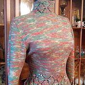 Свитеры ручной работы. Ярмарка Мастеров - ручная работа Свитер из шерсти с акрилом Скоро осень. Handmade.