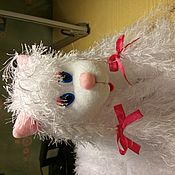 Куклы и пупсы ручной работы. Ярмарка Мастеров - ручная работа Котенок марионетка. Handmade.
