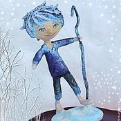 Куклы и игрушки ручной работы. Ярмарка Мастеров - ручная работа Ледяной Джек. Handmade.