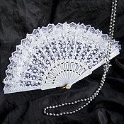 Свадебный салон handmade. Livemaster - original item fan 62. Handmade.