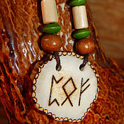 Фен-шуй и эзотерика handmade. Livemaster - original item Amulet of bones