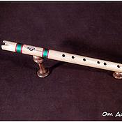 Музыкальные инструменты ручной работы. Ярмарка Мастеров - ручная работа Индейская флейта Кена. Handmade.