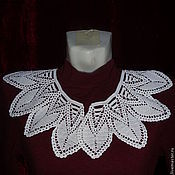 Аксессуары handmade. Livemaster - original item Lace collar No. №35. Handmade.