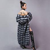 Одежда handmade. Livemaster - original item Fashion cardigan long. Handmade.