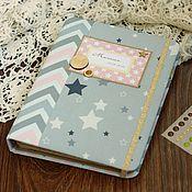 Канцелярские товары handmade. Livemaster - original item My mother`s diary for girls. Handmade.