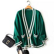 Одежда handmade. Livemaster - original item Cardigan collectible model. Handmade.