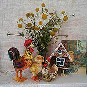 Подарки к праздникам ручной работы. Ярмарка Мастеров - ручная работа Елочные игрушки. Handmade.
