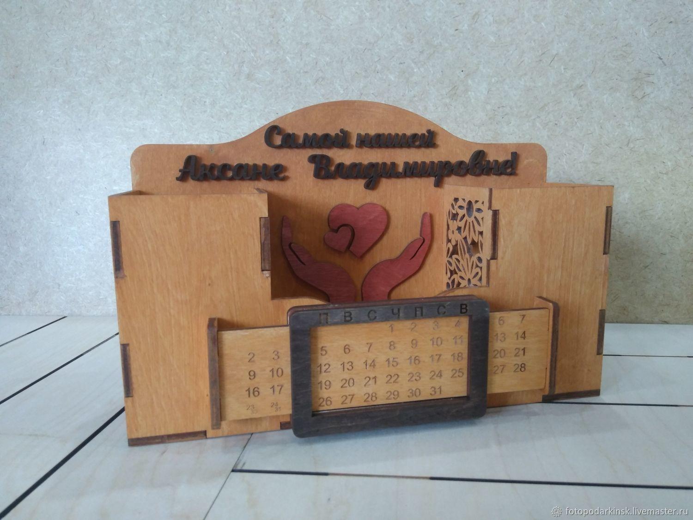 Карандашница с индивидуальным оформлением, Карандашницы, Новосибирск, Фото №1