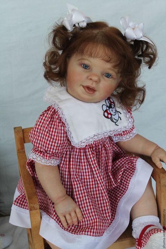 Куклы-младенцы и reborn ручной работы. Ярмарка Мастеров - ручная работа. Купить Кукла реборн Кэнди.. Handmade. Ярко-красный