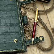 Канцелярские товары handmade. Livemaster - original item Pen gift engraved Galant 005. Handmade.