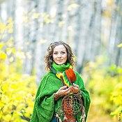 Одежда ручной работы. Ярмарка Мастеров - ручная работа Осень в городе. Handmade.