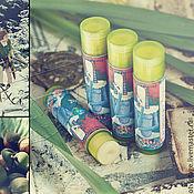 Косметика ручной работы handmade. Livemaster - original item Lip balm nourishing