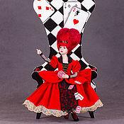 Куклы и игрушки ручной работы. Ярмарка Мастеров - ручная работа Червонная Королева. Handmade.