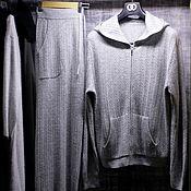 Одежда handmade. Livemaster - original item Costume casual ( cashmere ). Handmade.