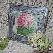 Картины и панно ручной работы. Ярмарка Мастеров - ручная работа Рамка интерьерная. Handmade.