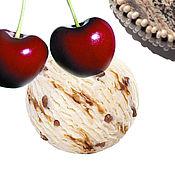"""Украшения ручной работы. Ярмарка Мастеров - ручная работа Комплект """"Вишневый десерт"""". Handmade."""
