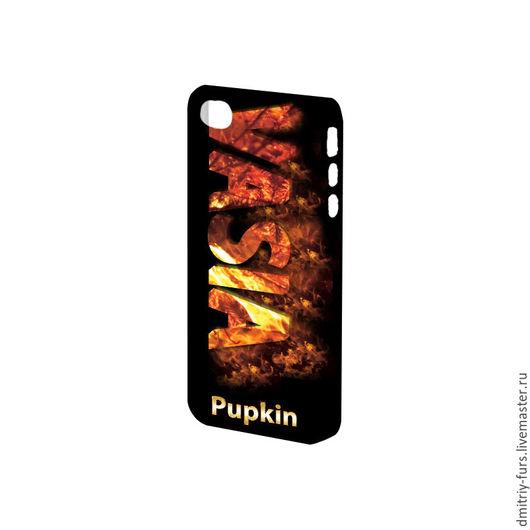 Для телефонов ручной работы. Ярмарка Мастеров - ручная работа. Купить Чехол для iPhone 4/4s-5/5s 3d матовый. Handmade.