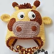"""Работы для детей, ручной работы. Ярмарка Мастеров - ручная работа Комплект """"Жирафик!. Handmade."""