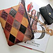 Сумки и аксессуары handmade. Livemaster - original item Women`s handbag in stock. Handmade.
