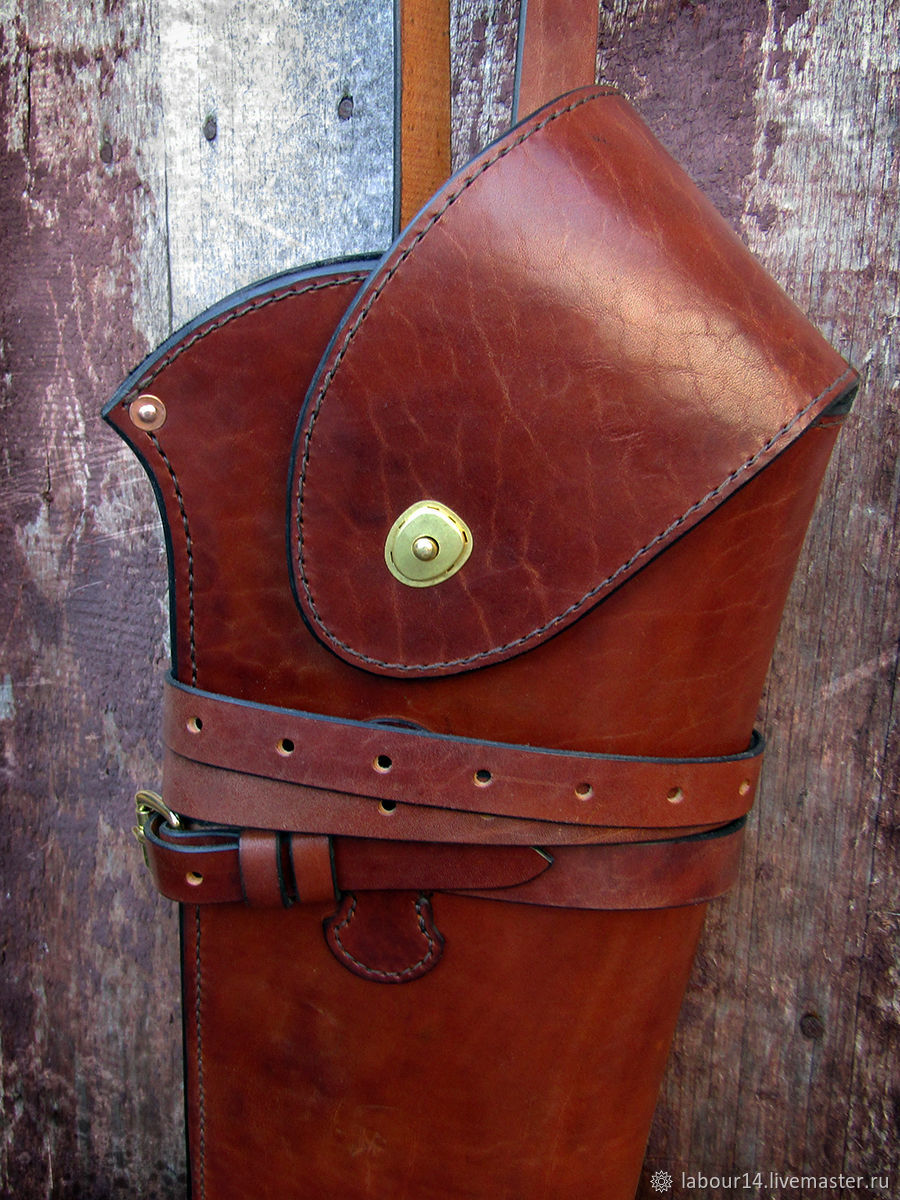 Scabbard (cover) combined for TOZ 106, Classic Bag, Sevsk,  Фото №1