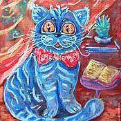 Картины и панно handmade. Livemaster - original item Painting for children
