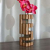 Для дома и интерьера ручной работы. Ярмарка Мастеров - ручная работа Ваза интерьерная. Handmade.