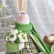 Куклы и игрушки ручной работы. Ярмарка Мастеров - ручная работа Весенний кролик Martin / Мартин. Handmade.