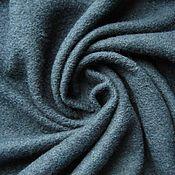 Ткани ручной работы. Ярмарка Мастеров - ручная работа ткань лоден(вареная шерсть ) Италия т. зеленый. Handmade.