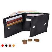 Сумки и аксессуары handmade. Livemaster - original item Slim wallet (black, brown, sand, red). Handmade.