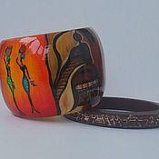 Украшения ручной работы. Ярмарка Мастеров - ручная работа Браслет Африка. Handmade.