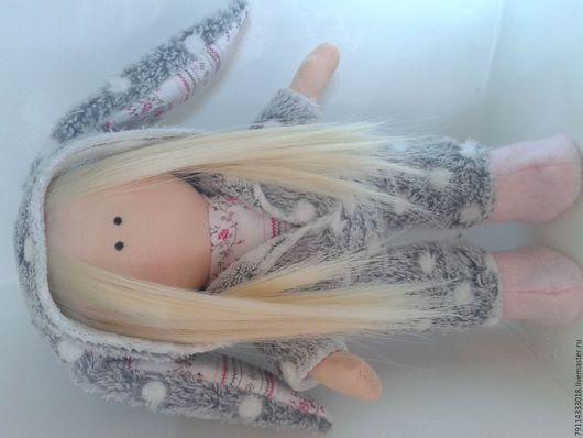 Человечки ручной работы. Ярмарка Мастеров - ручная работа. Купить Кукла в кигуруми. Handmade. Серый, кукла в кигуруми, текстильная кукла