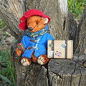 """Куклы и игрушки ручной работы. Ярмарка Мастеров - ручная работа Мишка из коллекции """"Любимый герой"""". Handmade."""
