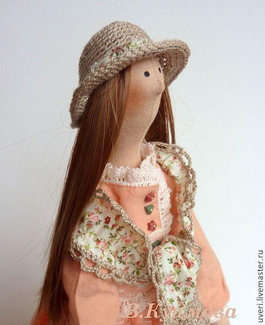 Куклы Тильды ручной работы. Ярмарка Мастеров - ручная работа. Купить Кукла тильда Аннушка. Handmade. Кукла ручной работы