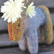 Куклы и игрушки ручной работы. Ярмарка Мастеров - ручная работа Грустный ослик. Handmade.