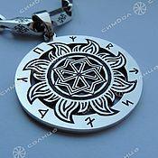 Фен-шуй и эзотерика handmade. Livemaster - original item The symbol in the Sun. Handmade.