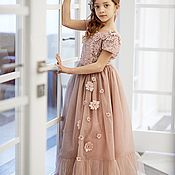 Работы для детей, handmade. Livemaster - original item fancy dress. Handmade.