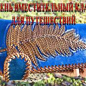 Сумки и аксессуары handmade. Livemaster - original item Wallet leather
