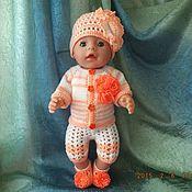 Куклы и игрушки ручной работы. Ярмарка Мастеров - ручная работа Костюм для куклы.. Handmade.