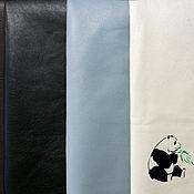 Материалы для творчества handmade. Livemaster - original item Genuine leather clothing. Solid. Color. Plate.. Handmade.