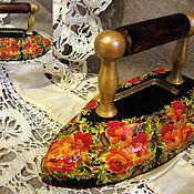 Для дома и интерьера ручной работы. Ярмарка Мастеров - ручная работа утюг. Handmade.